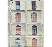 Film Collage #4 iPad Case/Skin