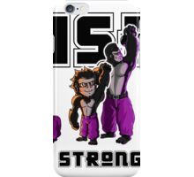 Misfit Gym Promotional Materials iPhone Case/Skin