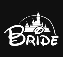 Bride Disney Kids Clothes