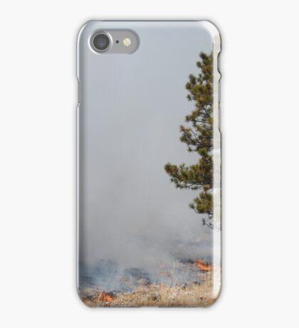 Warming Fire iPhone Case/Skin