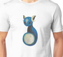 Weltraumkatze Unisex T-Shirt