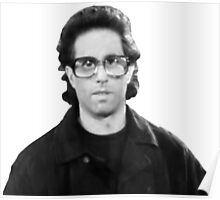 Seinfeld - Jerry's Glasses Poster