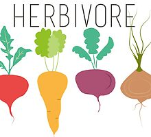 Herbivore - Vegan/Vegetarian  by SarGraphics