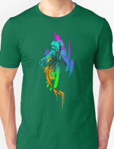 Watercolor Shark Unisex T-Shirt