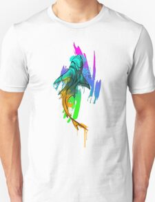 Watercolor Shark Unisex T-Shirt