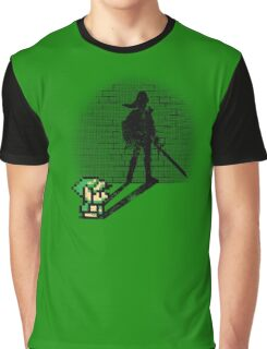 Becoming a Legend - Link Graphic T-Shirt