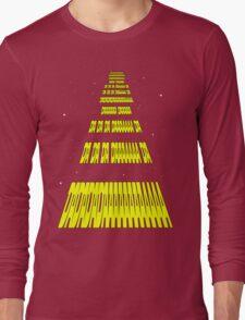 Phonetic Star Wars Long Sleeve T-Shirt