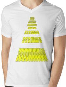 Phonetic Star Wars Mens V-Neck T-Shirt