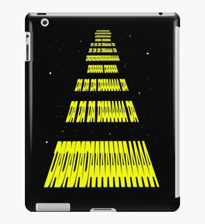 Phonetic Star Wars iPad Case/Skin