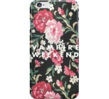 Vampire Weekend - Music iPhone Case/Skin