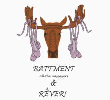 Battment & Rever (Black Edition) by MaddieAutumn