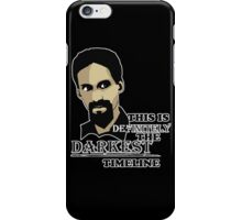 The Darkest Timeline iPhone Case/Skin