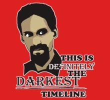 The Darkest Timeline One Piece - Short Sleeve