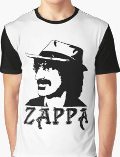 Frank Zappa Graphic T-Shirt