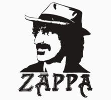 Frank Zappa One Piece - Short Sleeve