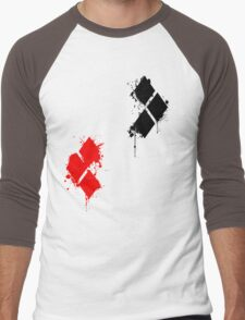 HarleyQuinn Men's Baseball ¾ T-Shirt