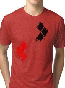 HarleyQuinn Tri-blend T-Shirt