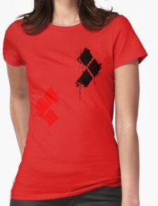 HarleyQuinn Womens Fitted T-Shirt