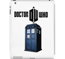 Doctor who T-Shirt iPad Case/Skin