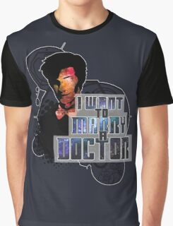 Marry a Doctor Smith Graphic T-Shirt
