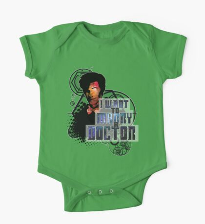 Marry a Doctor Smith One Piece - Short Sleeve