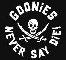 Goonies Never Say Die by riki86