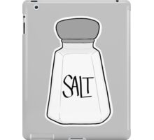 Salt Shaker iPad Case/Skin