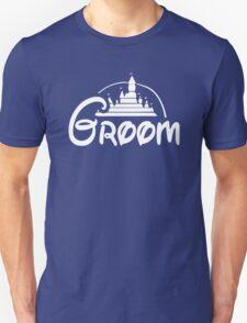 Groom Disney T-Shirt
