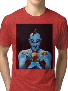 Genie's Lamp Tri-blend T-Shirt