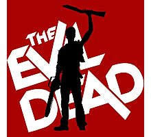 the evil dead ash vs evil dead Photographic Print