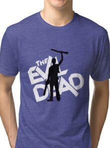 the evil dead ash vs evil dead Tri-blend T-Shirt
