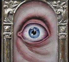 The evil eye Sticker