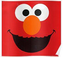 Cute Elmo Poster
