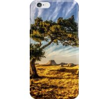 cloud of dog rocks iPhone Case/Skin