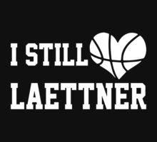 I Still Love Laettner Kids Tee