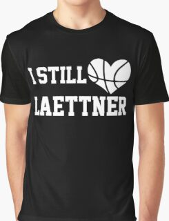 I Still Love Laettner Graphic T-Shirt