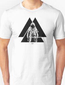 RL9 Space Astronaut (Black&White) T-Shirt