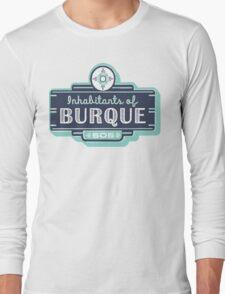 Inhabitants of Burque T-Shirt Long Sleeve T-Shirt