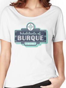 Inhabitants of Burque T-Shirt Women's Relaxed Fit T-Shirt