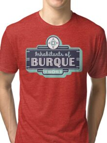 Inhabitants of Burque T-Shirt Tri-blend T-Shirt