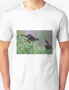 Arguing Unisex T-Shirt