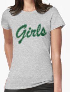 FRIENDS GIRLS SWEATSHIRT(green) Womens Fitted T-Shirt