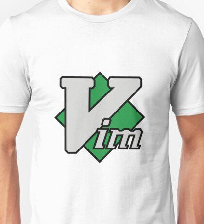Vim logo Unisex T-Shirt