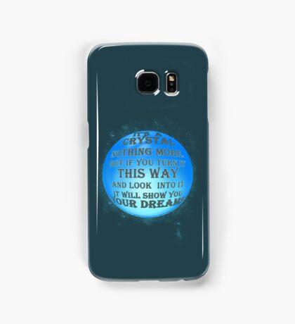 A Crystal - reworked Samsung Galaxy Case/Skin