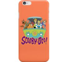 Scoby Doo Friendship - Animal Dog iPhone Case/Skin
