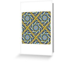 golden day Greeting Card
