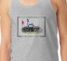 Goomeri Utes & Rodeo on Facebook Tank Top