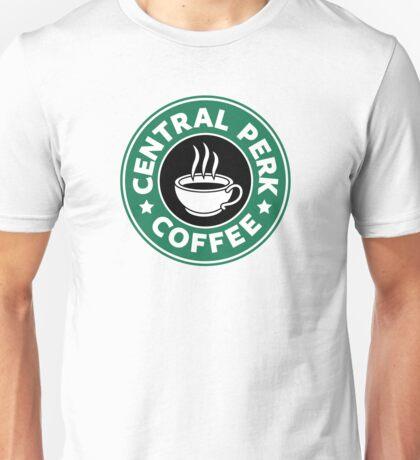 Central Perk Coffee Unisex T-Shirt