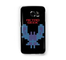 Retro Geek - Galaxian Samsung Galaxy Case/Skin