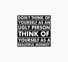 Beautiful monkey Unisex T-Shirt